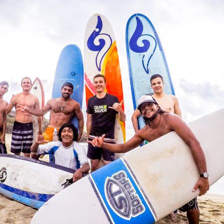 Experiencia Surf Camp