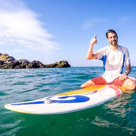 Experiencia Surf School
